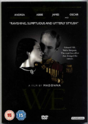 W/E - UK DVD FILM (Directed by Madonna) (1)